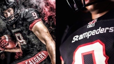 Stampeders new jersey