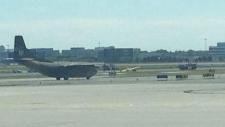 Small plane crashes at Pearson