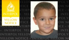 Interpol notice for missing British boy