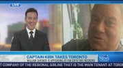 CTV News Channel: Captain Kirk in Toronto
