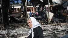 Russia rebels advance on Ukraine coast