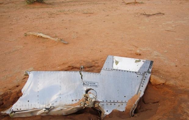 Ukranian plane crashes in Algerian mountains