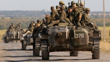 Ukrainian troops evacuated from Starobesheve