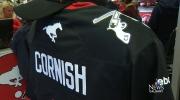 CTV Calgary: New jersey controversy