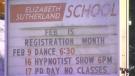 sexual assault, elizabeth sutherland school
