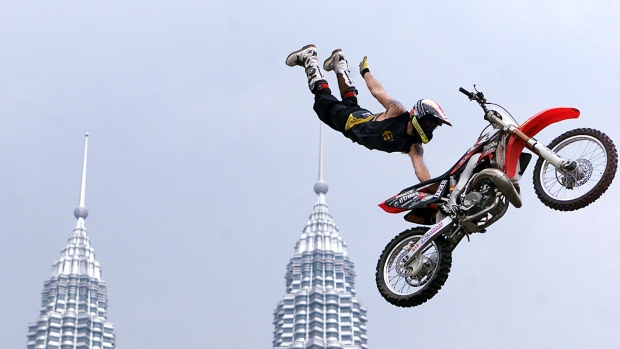 Extreme sports sponsorships