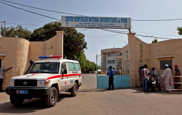 First Senegal Ebola case 'top priority emergency'
