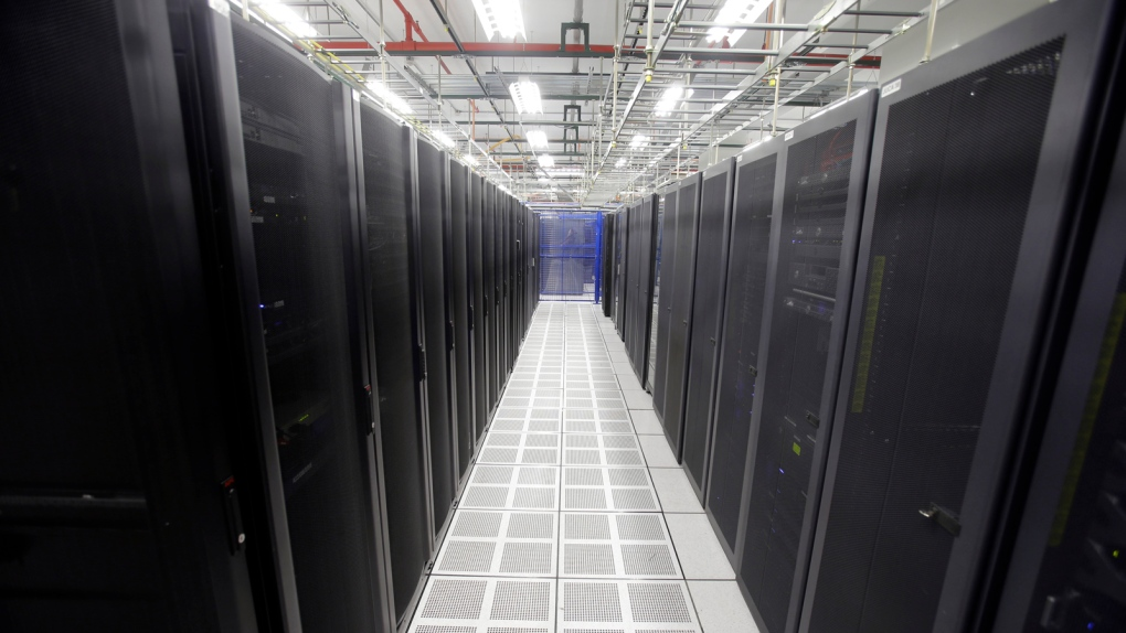 Cleveland welcomes server farms