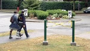 CTV Vancouver: Dude Chilling Park sign stolen