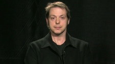 Richard Dolman, an audio engineer with Digital Sound Magic Recording Studio appears on Canada AM, Wednesday, Feb. 1, 2012.