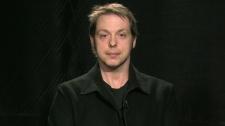 Richard Dolman, an audio engineer with Digital Sound Magic Recording Studio appears on Canada AM, Wednesday, Feb. 1, 2012.