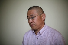 Kenneth Bae, detained in North Korea