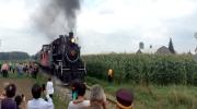 MyNews: Steam engine rolls through Waterloo