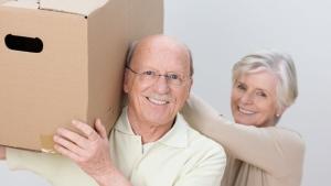 Volunteer work helps make seniors happier, research suggests. (©racorn/shutterstock.com)