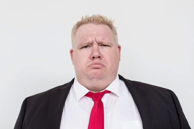 Sheldon Bergstrom as Rob Ford