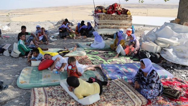 Islamic State accused of ethnic cleansing in Iraq