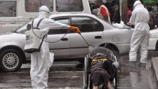 Doctors Without Borders issues Ebola warning