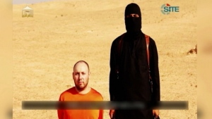 Journalist Steven Sotloff reportedly killed by Isl