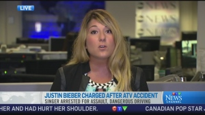 CTV News Channel: Maybe Bieber's not to blame?