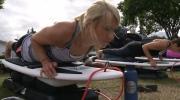 CTV Edmonton: Exercises based on surfing