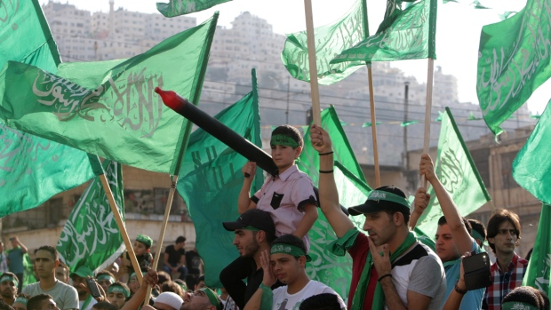 Hamas support grows amongst Palestinians