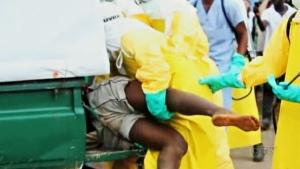 Doctors chase down escaped Ebola patient