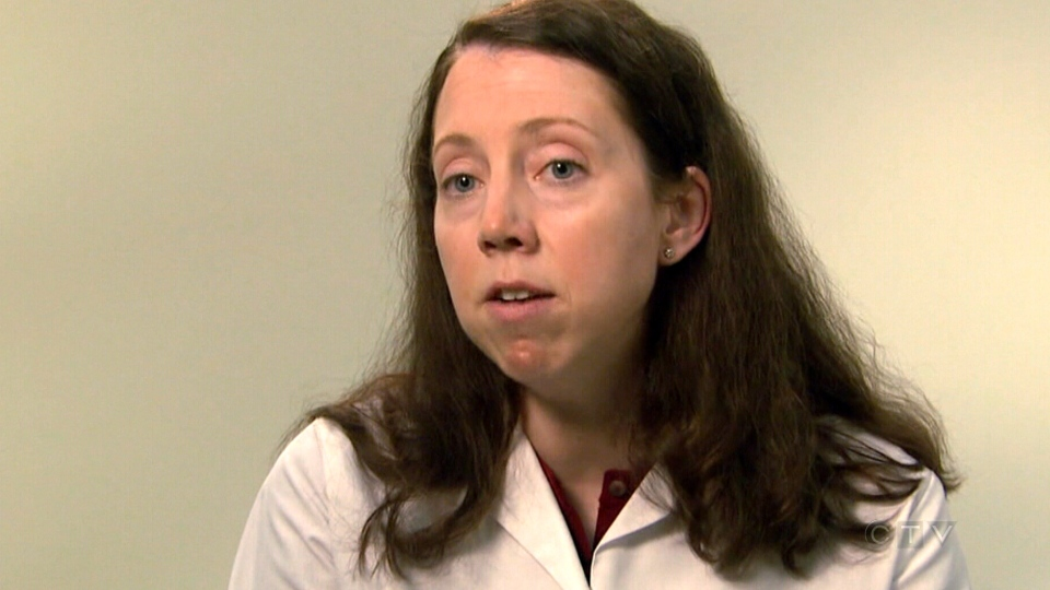 Dr. Allison Kurian from Stanford School of Medicine appears on CTV News, Tuesday, Sept. 2, 2014.