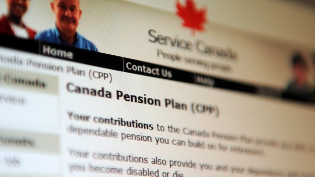 Canadian Pension Plan