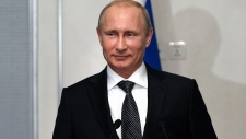 Putin issues peace plan for conflict in Ukraine