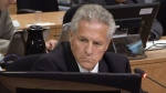 Tony Accurso is seen testifying at the Charbonneau inquiry looking into corruption in the Quebec construction industry, in Montreal, on Wednesday, September 3, 2014.