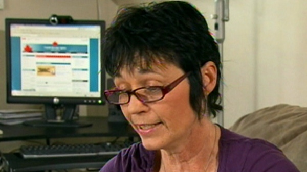 Susan Campbell speaks with CTV News, Thursday, Feb. 2, 2012.