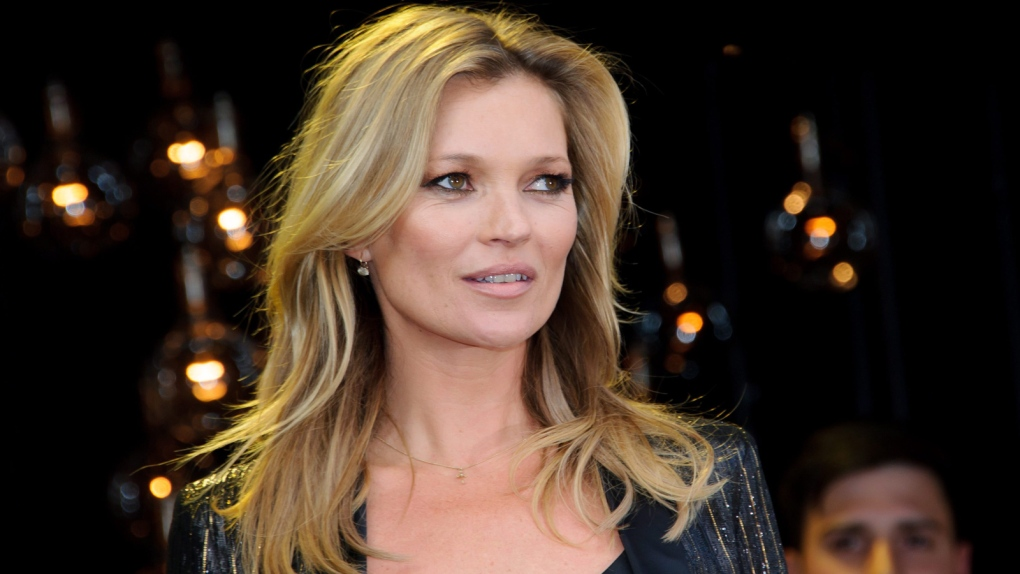 Kate Moss subject of new book