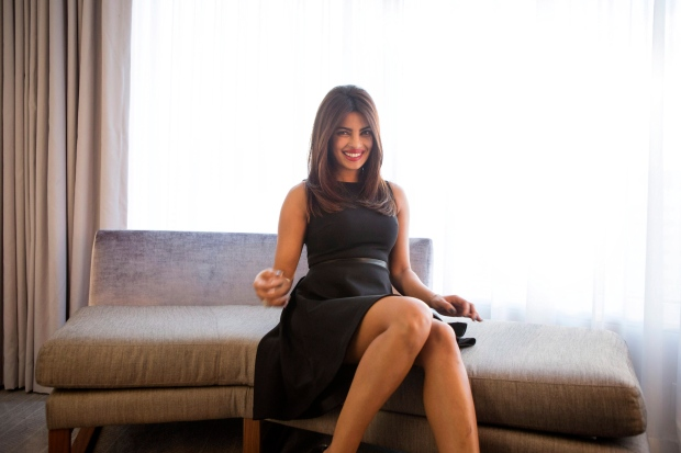 Bollywood superstar Priyanka Chopra