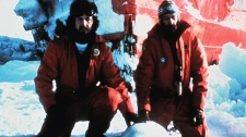 Alongside the late Bob Hunter, Watson fought to bring attention to the seal hunt, one time inviting French actress Brigitte Bardot to witness the hunt on the ice floes.