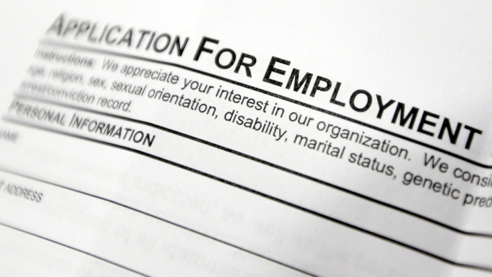 Unemployment Rate Essentially Unchanged In April Statscan Ctv News
