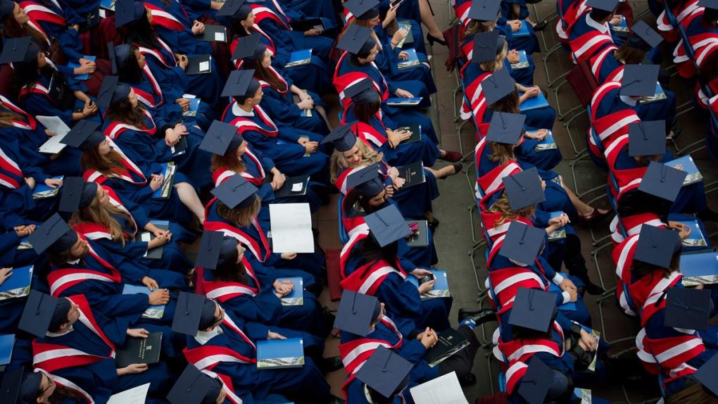 Salary survey shows some university graduates earn far more