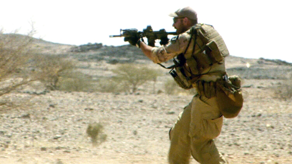The Canadian government has announced that it will send between 50 and 100 special ops forces to Iraq as military advisers, Friday, Sept. 5, 2014. (W5)