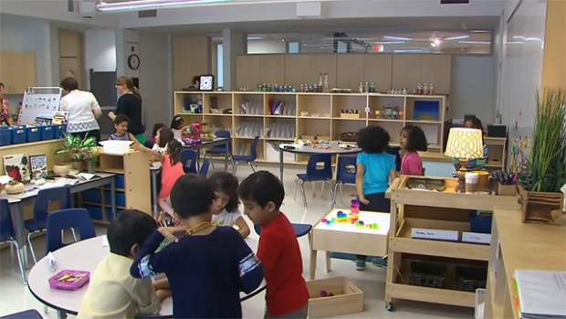Some parents worried about kindergarten class size