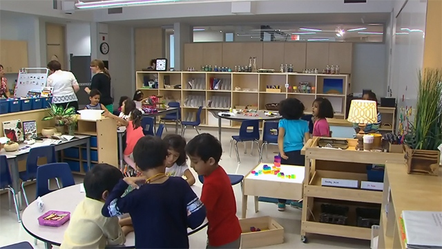 Some Parents Worried About Kindergarten Class Sizes Ctv