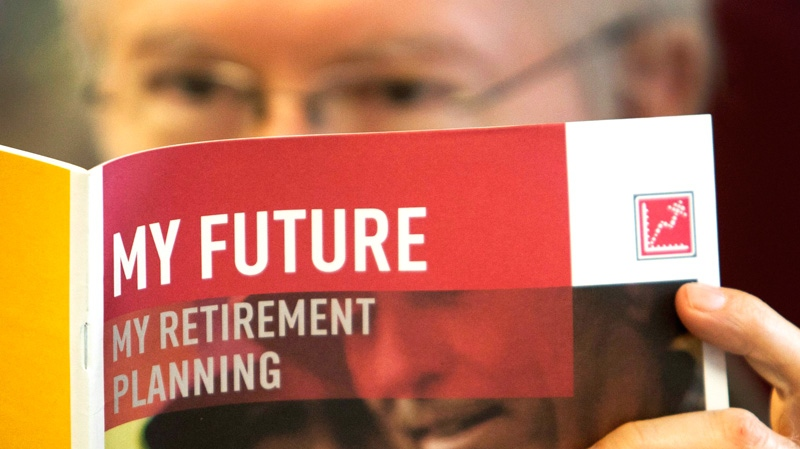A new RBC poll suggests Canadians are increasingly concerned about their ability to finance retirement because of saving for their children's education and caring for aging parents.