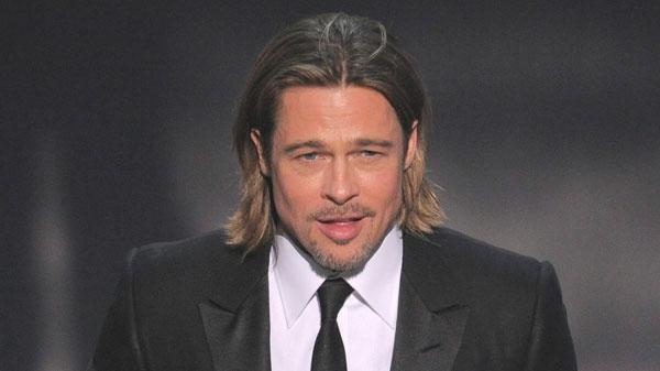 Brad Pitt was once on ... Brad Pitt Basketball