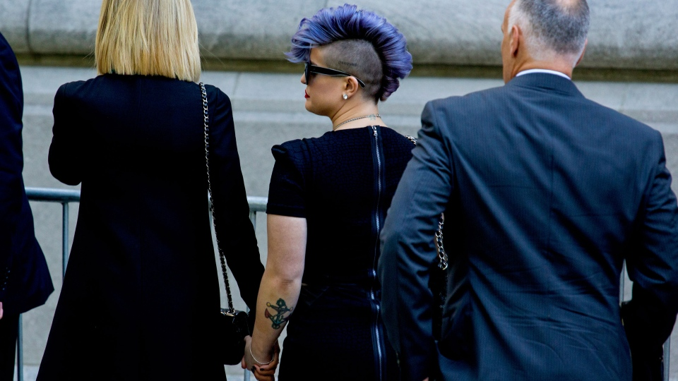 Daniel Shaver Family >> Joan Rivers funeral: Stars gather to say goodbye to comedian at private service | Entertainment ...