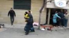 syria, syria violenc, damascus explosion, damascus