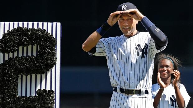 Ventura Lifts Royals Over Yankees On Derek Jeter Day Ctv News