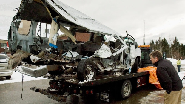 Car Accidents In New Brunswick Canada