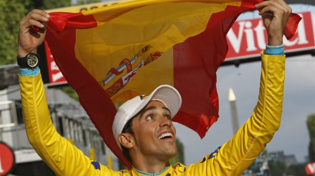 Spanish cycling federation elects Cerron