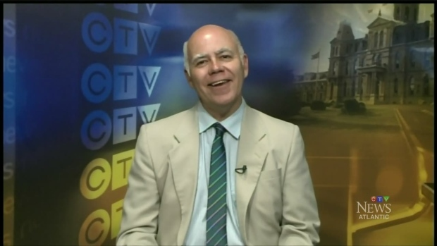 CTV Atlantic: Green Party Leader David Coon
