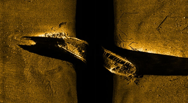 One of the two lost ships from Sir John Franklin's doomed Arctic expedition has been found. (Parks Canada)