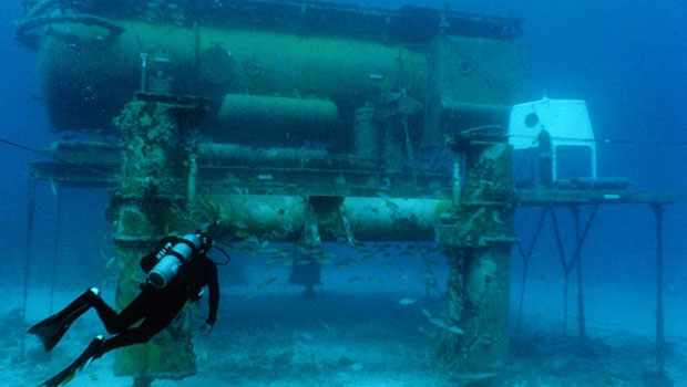 Canadian astronaut Jeremy Hansen leading NASA underwater ...
