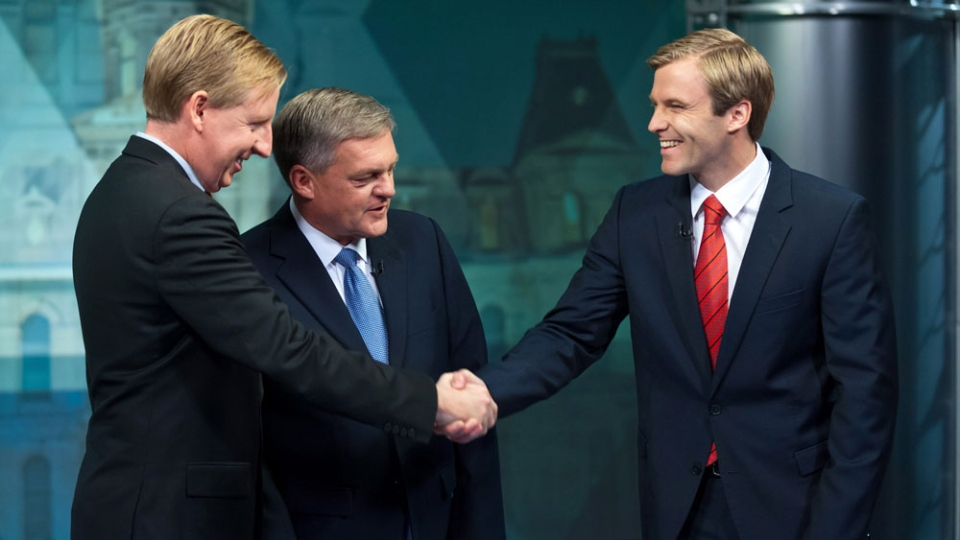 Liberals, Progressive Conservatives targeted in N.B ...